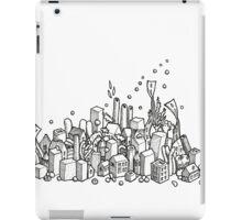Urban mess iPad Case/Skin