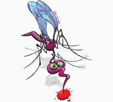 Mosquito Sucking Blood Unisex T-Shirt