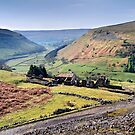 Crackpot Hall - The Yorkshire Dales by Dave Lawrance