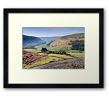 Crackpot Hall - The Yorkshire Dales Framed Print