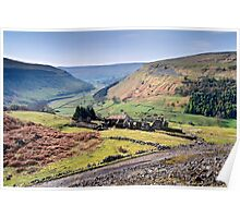 Crackpot Hall - The Yorkshire Dales Poster