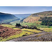 Crackpot Hall - The Yorkshire Dales Photographic Print