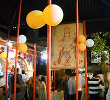 Birth Day Celebration (Hanuman Jayanti in INDIA)  by BasantSoni