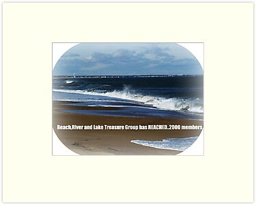 Beach,River &amp; Lake Treasure Group...2000 members Banner by jeanlphotos