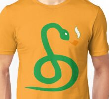 As Cobras Fumantes - The Smoking Snakes Unisex T-Shirt