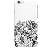Cheese city iPhone Case/Skin