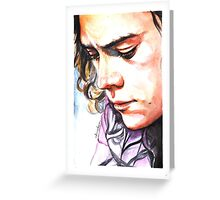 Styles - flowers Greeting Card