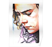 Styles - flowers Poster