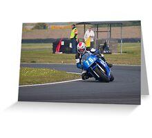 Kris Walsh - Bishopscourt 2011 Greeting Card