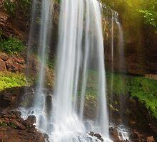 Waterfall by MotHaiBaPhoto Dmitry & Olga
