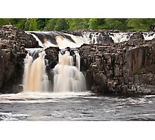 Low Force in Upper Teesdale Photographic Print