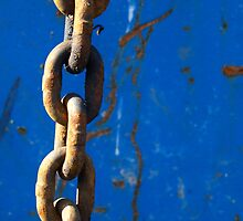 Chained Blues by Tony Worrall