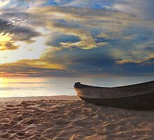 Beach panorama by MotHaiBaPhoto Dmitry & Olga