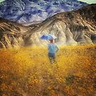 Lost in Thought in Death Valley by socalgirl