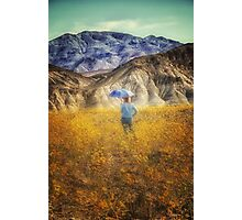Lost in Thought in Death Valley Photographic Print
