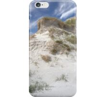 Sand dune, Sanday, Orkney iPhone Case/Skin