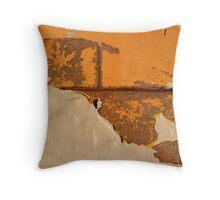 Langlois Bridge at Arles - After Van Gogh Throw Pillow