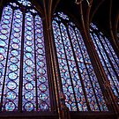 Paris - Sainte Chapelle 3 by bubblehex08