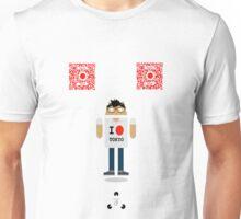 Rescue Japan Unisex T-Shirt