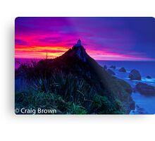 Early Morning Sky Metal Print