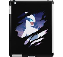 pokemon lugia anime manga shirt iPad Case/Skin