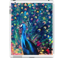Psychedelic Peacock iPad Case/Skin