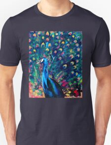 Psychedelic Peacock T-Shirt
