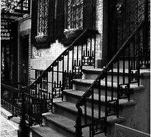Stoop in the West Village by steeber