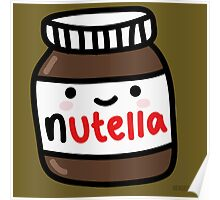 Baby Nutella Poster