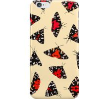 Scarlet Tigers - Pale iPhone Case/Skin