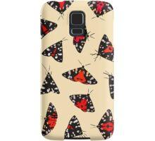 Scarlet Tigers - Pale Samsung Galaxy Case/Skin