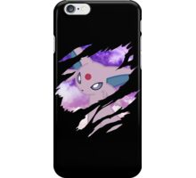 pokemon eevee espeon anime manga shirt iPhone Case/Skin
