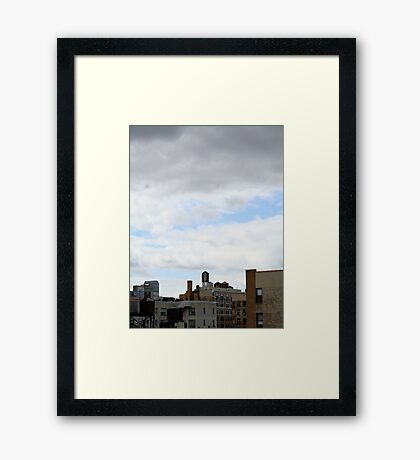 Untitled - WT 20 Framed Print