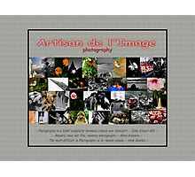 Promotion ~ Part One Photographic Print