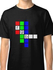 Color Architecture: RGB Classic T-Shirt