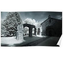Church (IR) Poster