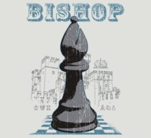 Chess Mate: Black Bishop by adamcampen