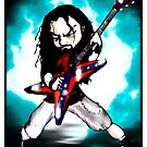 Dimebag Darrell (16 x 20 / 40.6 x 50.8) by skratte