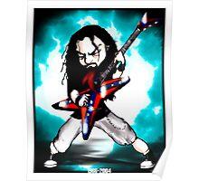 Dimebag Darrell (16 x 20 / 40.6 x 50.8) Poster