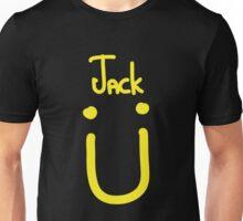 Jack U yellow Unisex T-Shirt