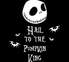 Nightmare Before Christmas - Hail to the Pumpkin King v3.0 by obsidiandream
