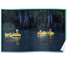 Rainbow River Poster