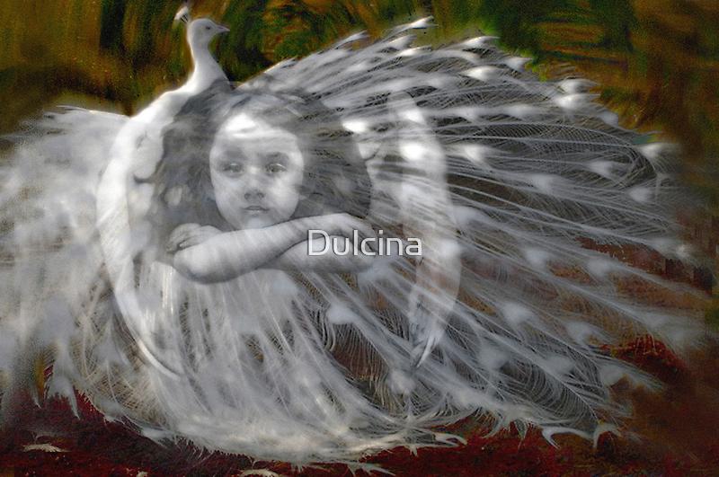 Peacock´s soul by Dulcina