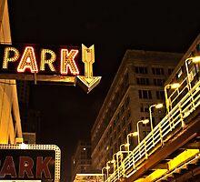Park! Park here!  by sarafahling