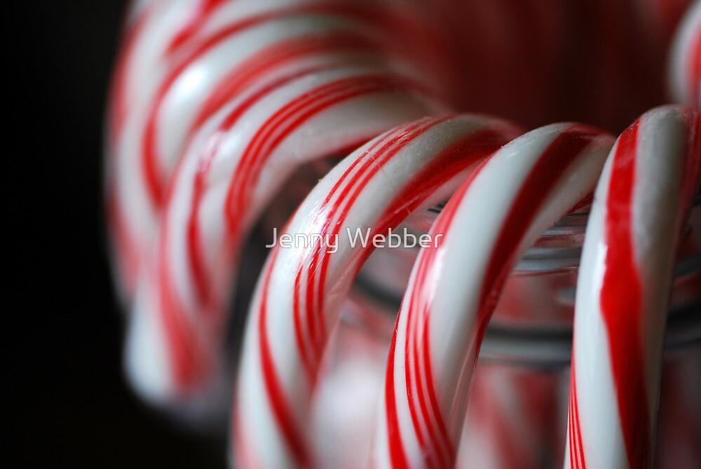 Candy Jar I by Jenny Webber