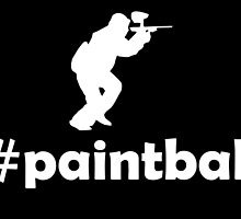 #Paintball by cutetees