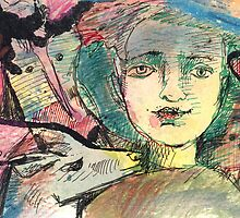 The Child's World by Maya Hiort Petersen