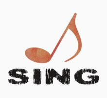 Sing by evisionarts
