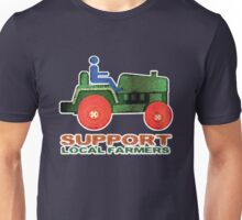 Support Local Farmers Unisex T-Shirt