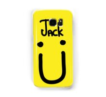 Jack U black Samsung Galaxy Case/Skin